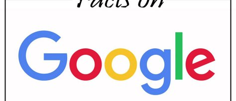 Fun Facts About Google