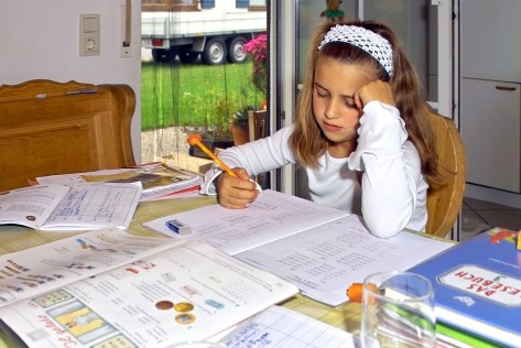Focusing On Your Homework: How To Stay Undistracted