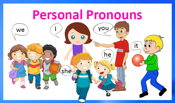 personal pronouns definition examples and printable worksheets