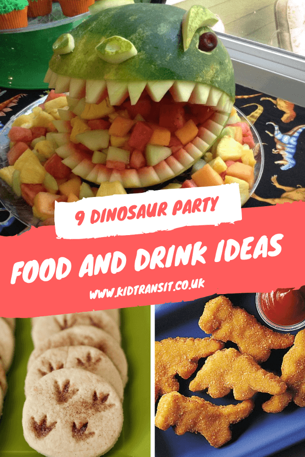 Dinosaur Birthday Party Food Ideas Free Template Ppt Premium Download 2020
