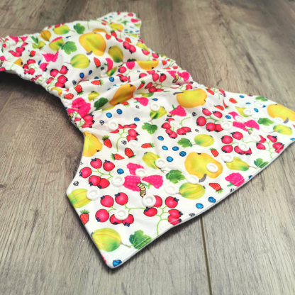 Reusable Cloth Pocket Nappy Fruit