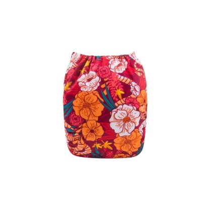 Reusable Cloth Pocket Nappy Flowering