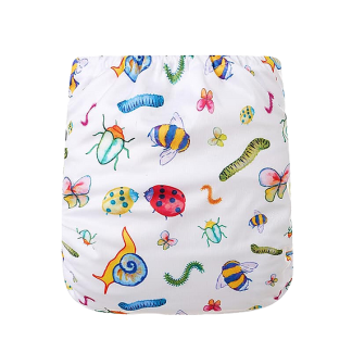 Reusable Cloth AI2 Nappy