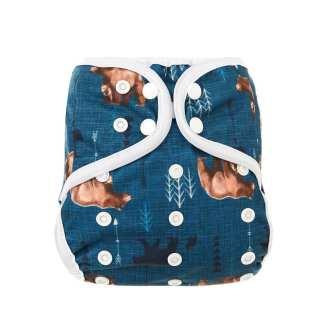 Bells Bumz PUL reusable nappy cover