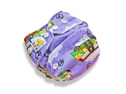 Reusable Cloth Nappy AIO all in one Kokosi