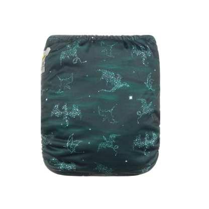 Bells Bumz Reusable Cloth Pocket Nappy Dreamers 8