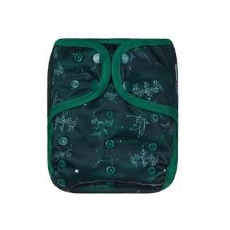 Bells Bumz Reusable Cloth Nappy Draconis