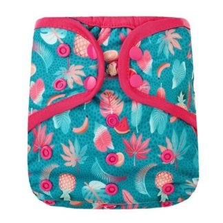 Bells Bumz Reusable CLoth Nappy PUL wrap
