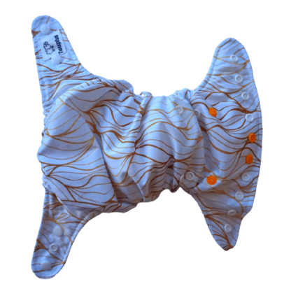 Reusable Cloth NAppy Tuuptus Fit like pants nappy