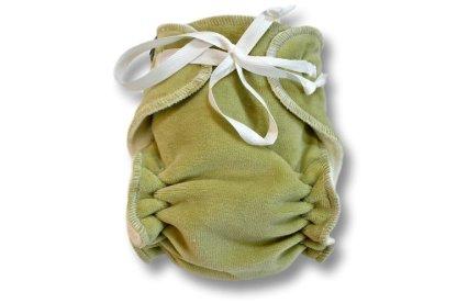 Kokosi fitted newborn nappy