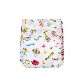 Reusabelles reusable cloth nappies