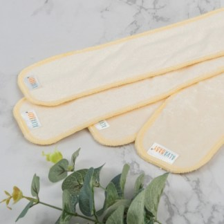 alvababy reusable nappy insert for a newborn baby