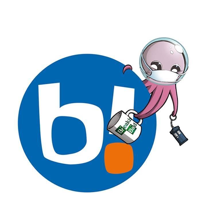 Bazar du bizarre - Lille - Logo