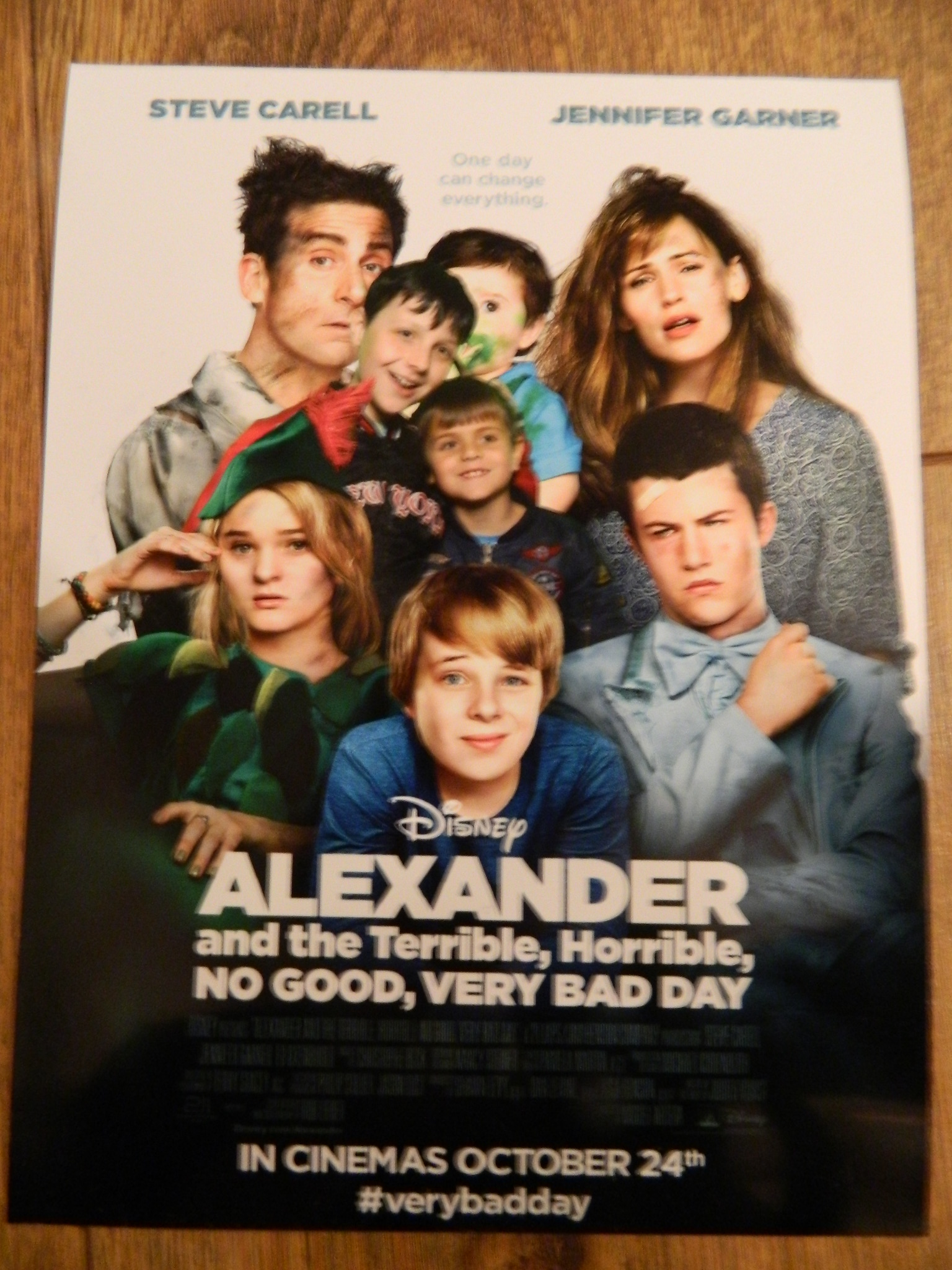 Dylan Minnette Alexander And Terrible Horrible No Good Very Bad Day