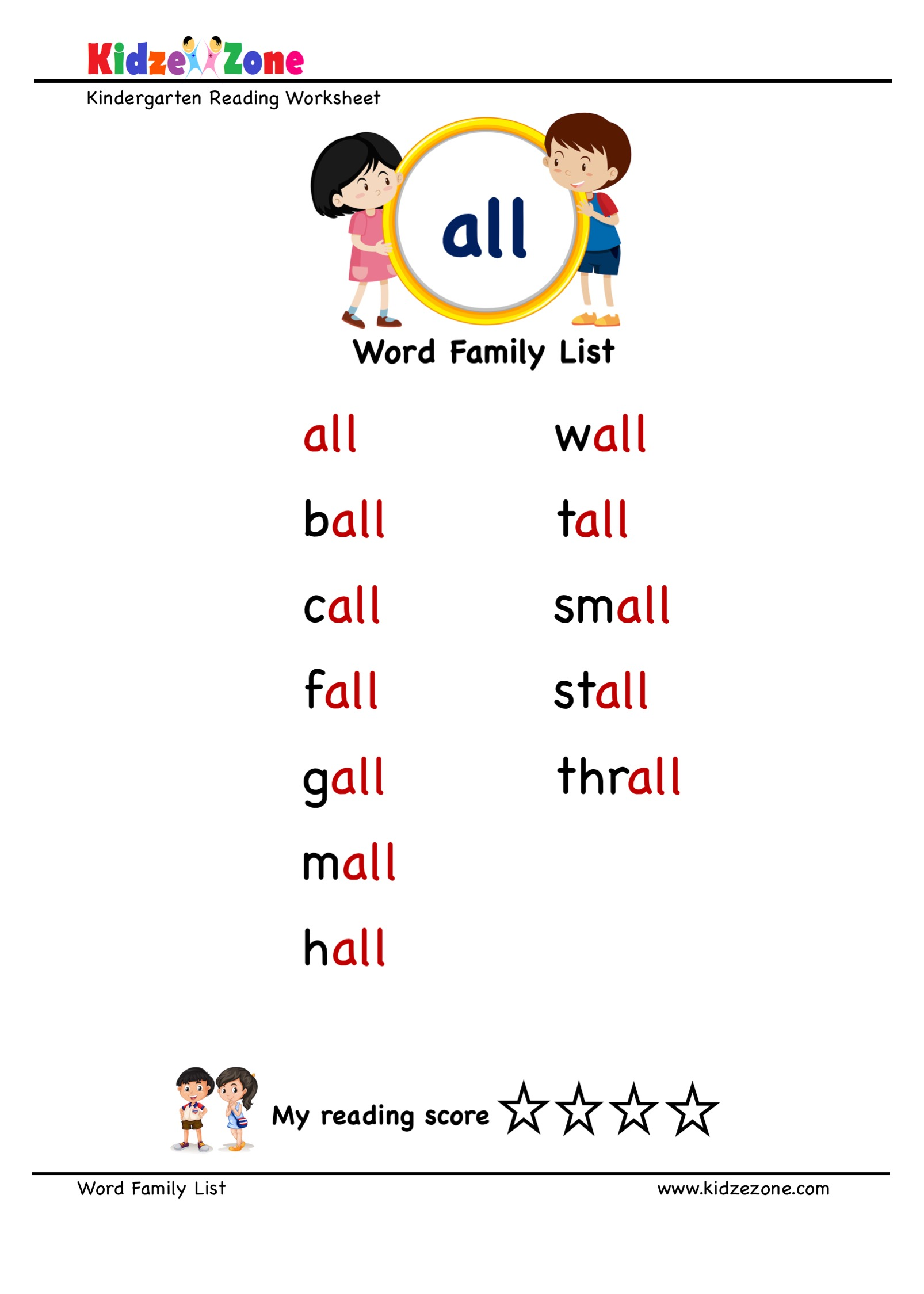 Explore And Learn Words From All Word Family