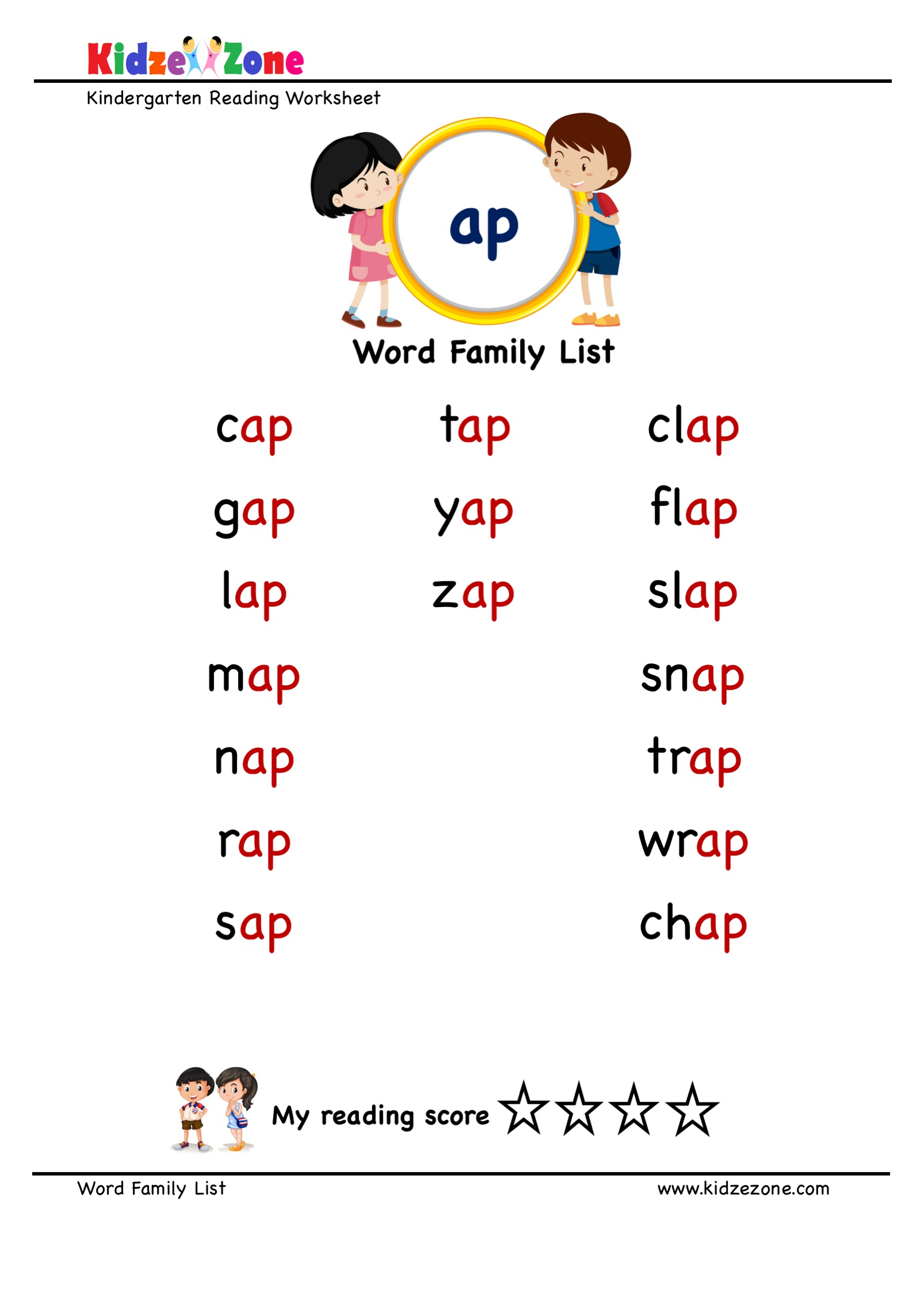 Explore Read And Learn Words From Ap Word Family