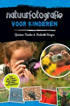 Cover natuurfotografie voor kids