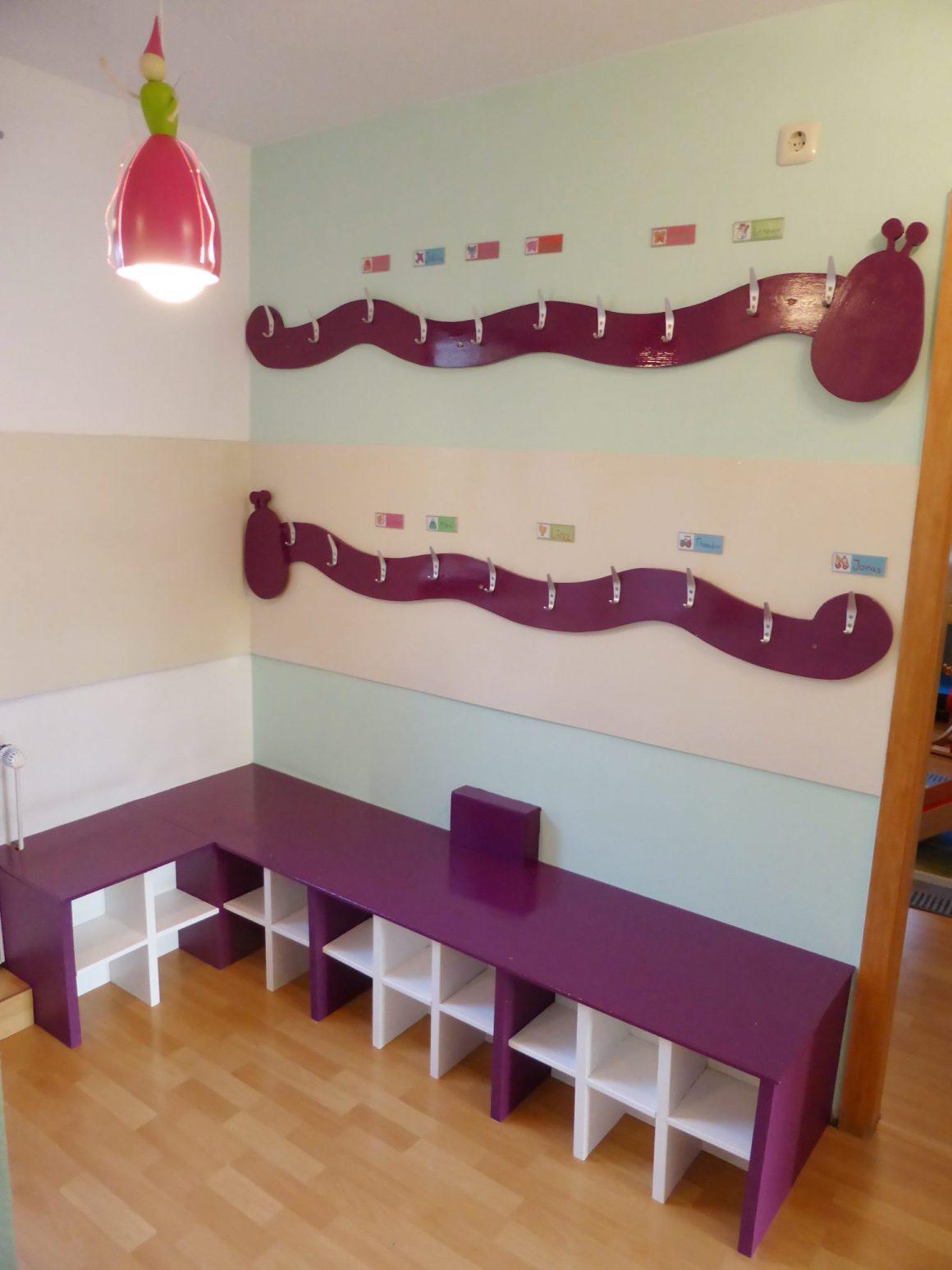 Empfangsbereich 2 Kita Kid Zone Kinderbetreuung - Empfangsbereich