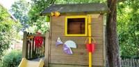Kid Zone Seilwinde im Garten