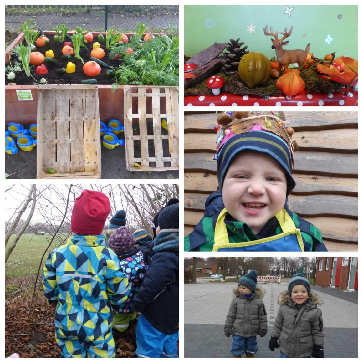 Kita Kid Zone Krippe Herbst 2018