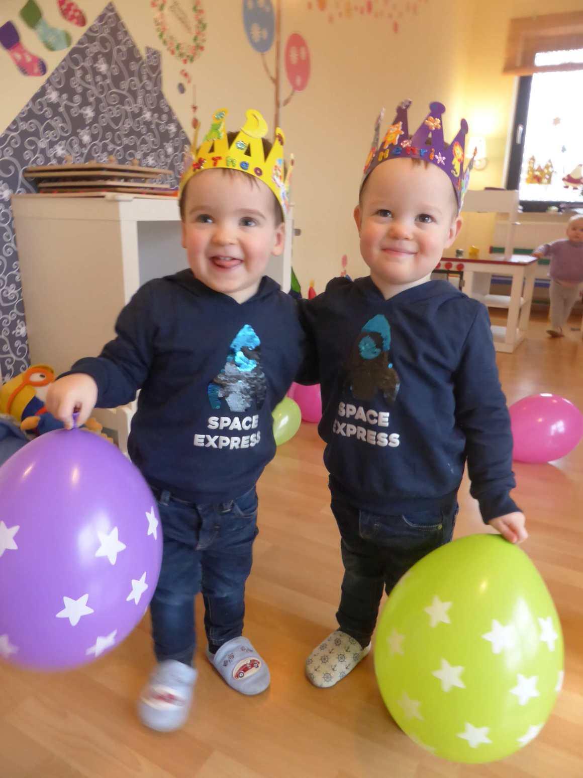 Kid Zone Kinder Geburtstagsfeier