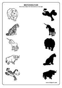 Image Result For Worksheets For Kindergarten Ukg
