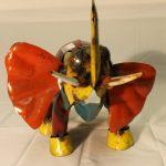 Metal Elephant