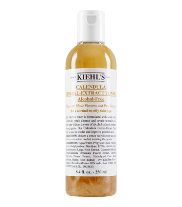 Image result for Kiehl's Calendula Herbal Extract Alcohol-Free Toner