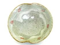 桜豆皿(上)