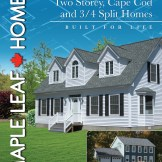2 Storey Brochure Cover
