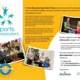 Sports Ambassador Brochure