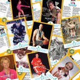 Sports Ambassador Trading Cards