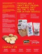 Produce Flyer English, Back