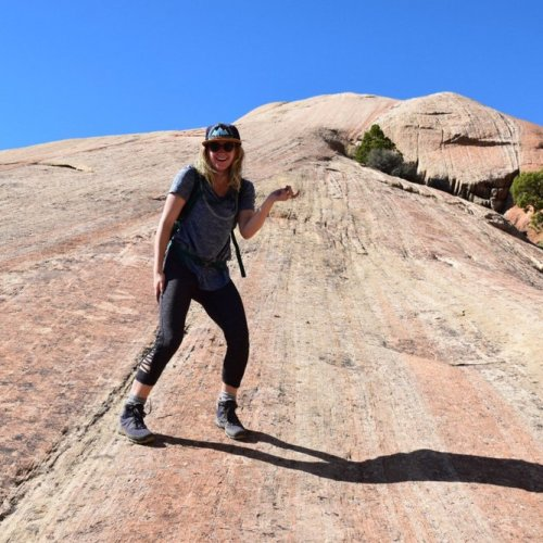 How to Hike On Your Own & Why it's Empowering