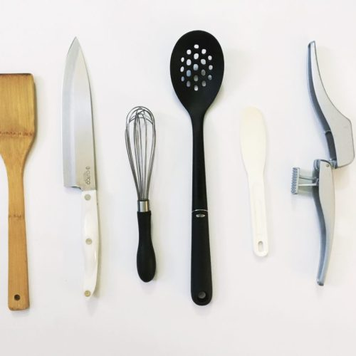 My Favorite Go-To Cooking Utensils