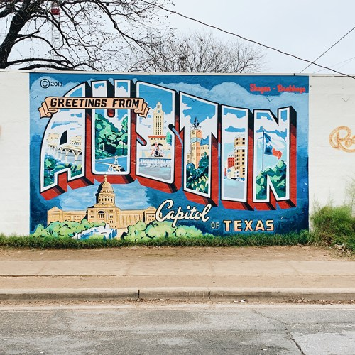 My Favorite Places to Go in Austin, Texas