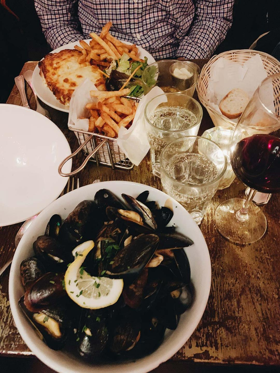 Restaurants in NYC, where to eat