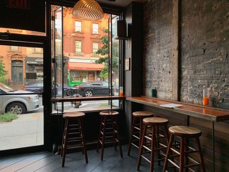 Glorietta Baldy bar in Brooklyn, NY