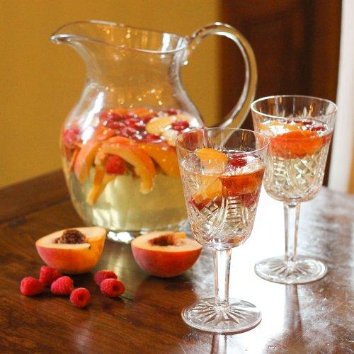 Sparkling Peach Sangria Recipe