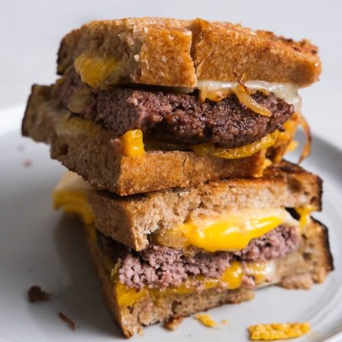 The Toastiest Patty Melt Recipe