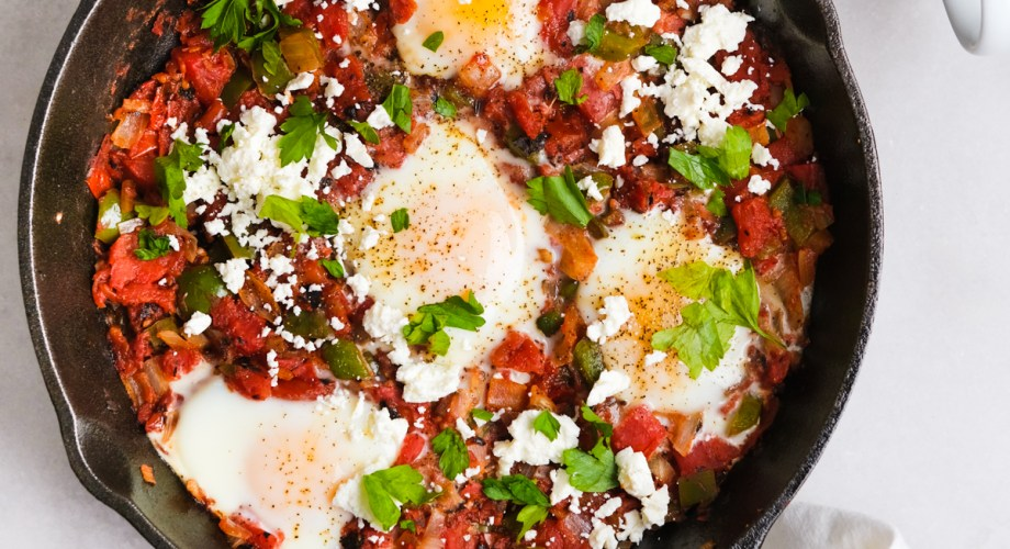 The Easiest Shakshuka Recipe