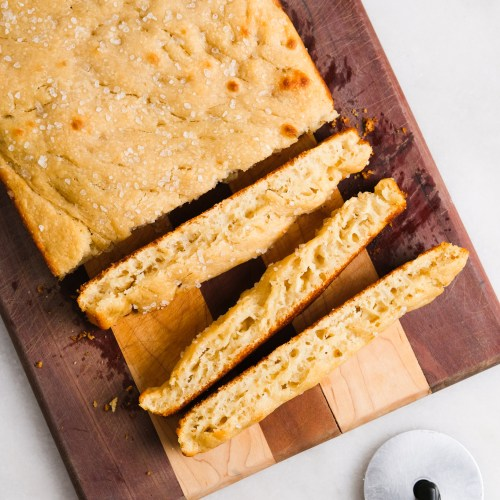 How to Make Sourdough Focaccia