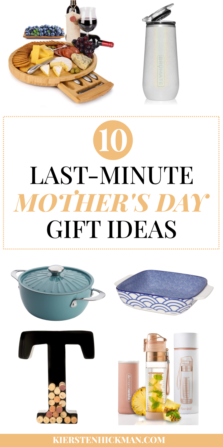 last minute mothers day kitchen gift ideas