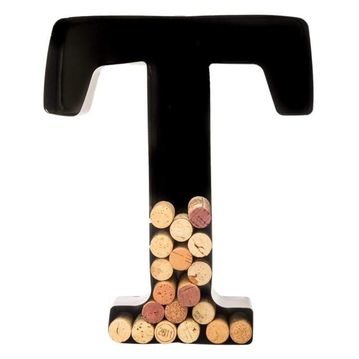 monogram wine cork holder