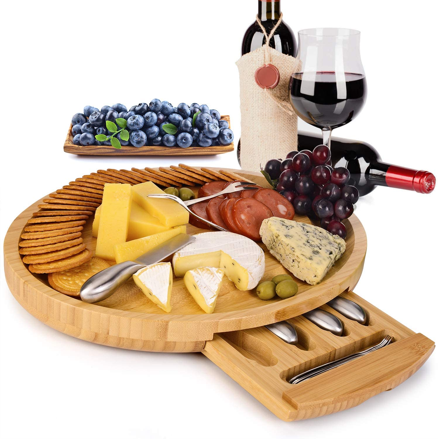 portable cheese board