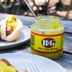 best camping condiment hot dog relish