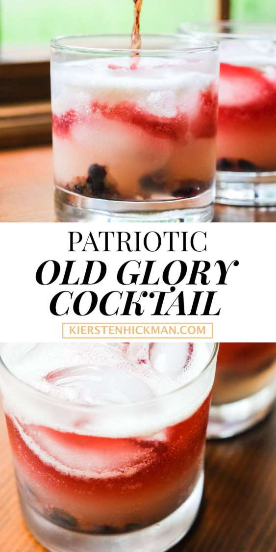 old glory cocktail