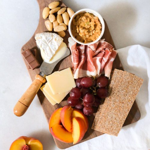 Mini Charcuterie Board for One