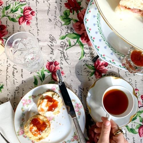 Afternoon Tea at Brooklyn High Low