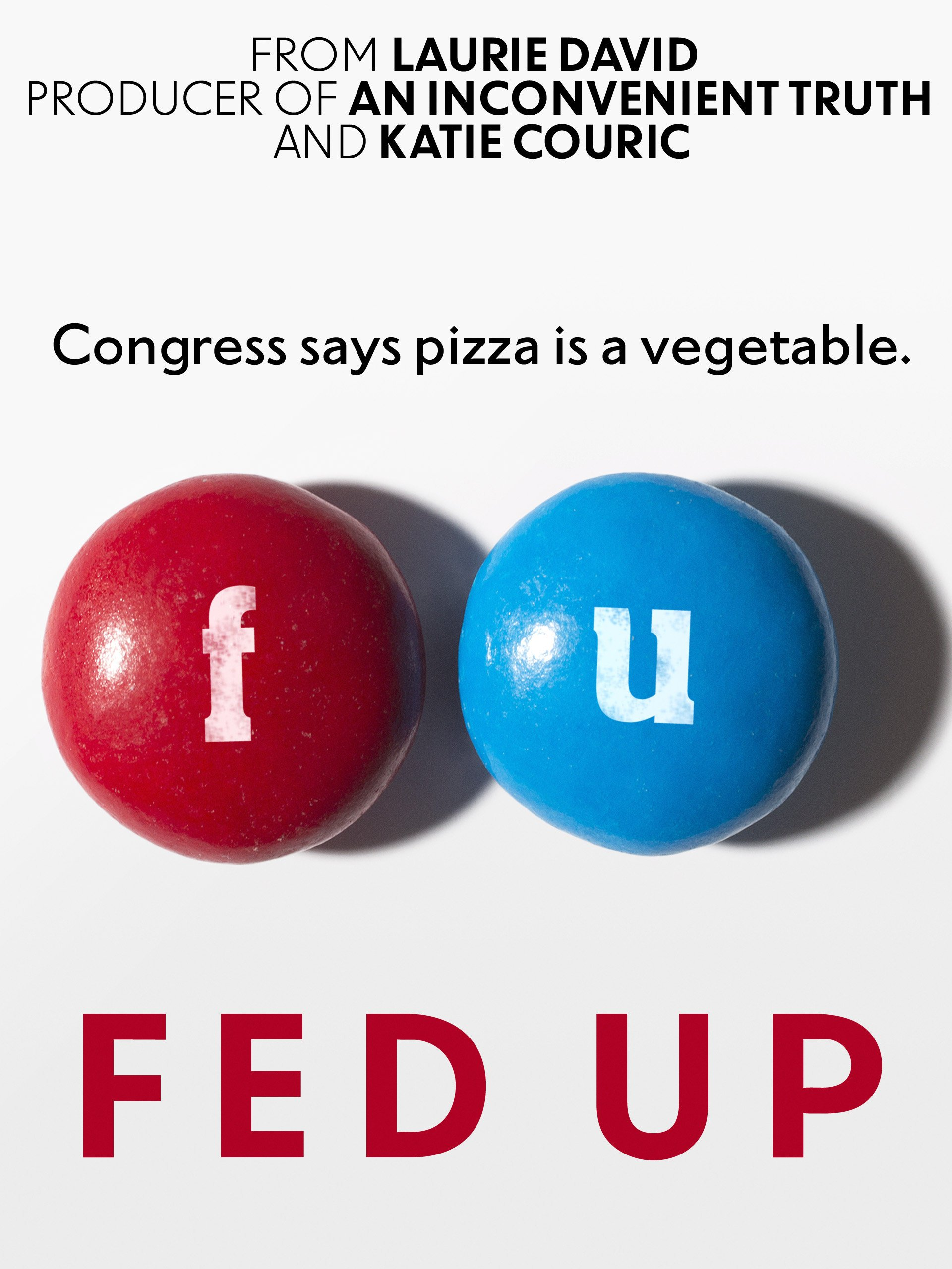 Fed Up documentary poster